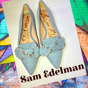 0bf1d58f2 Women s Sam Edelman Pointed Flats on Poshmark